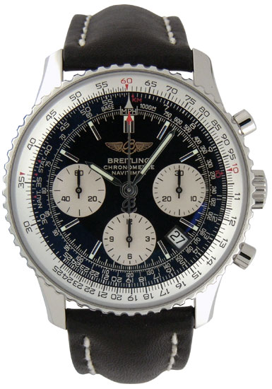 Jerry seinfeld archives celebrity watches for Celebrity wearing breitling