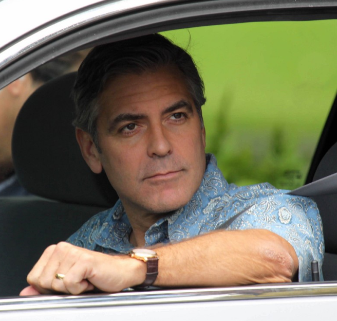 what watch does george clooney wear in the descendants