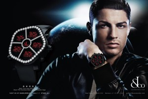 What Watch Does Cristiano Ronaldo Wear